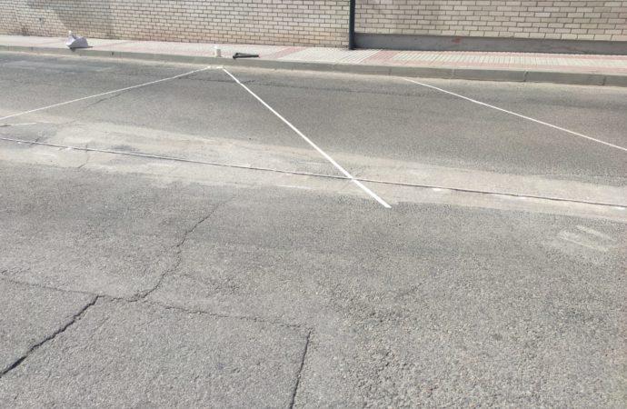 20 plazas más de aparcamiento para la Calle Huerta de San Fernando de Henares
