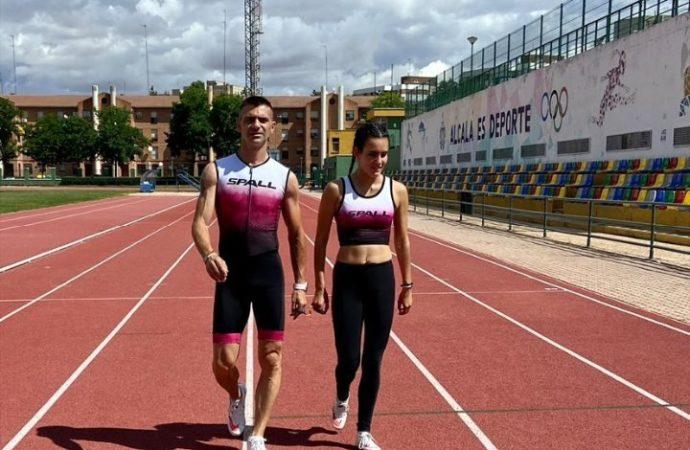 Atletismo: la alcalaína Alba García representará a España en los Juegos Paralímpicos de Tokio