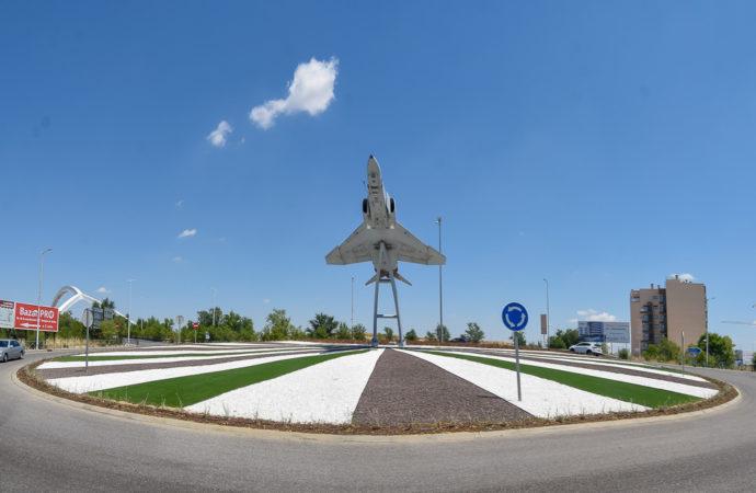 Finaliza la remodelación de 3 rotondas de Torrejón de Ardoz