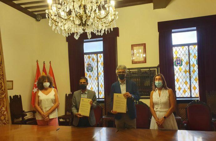 Convenio para la recuperación del pequeño comercio del Ensancheen Alcalá de Henares