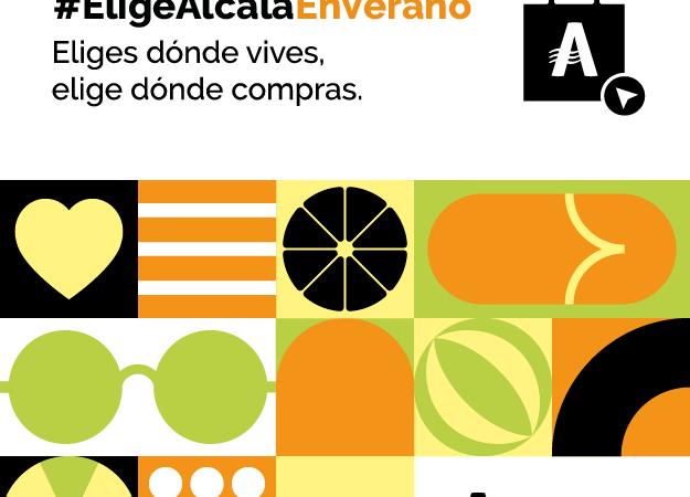 """""""EligeAlcaláen Verano 2021"""": continúa la campaña de compras con premio en comercios locales"""