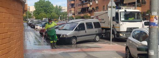 Plan Municipal de Limpieza Integral en San Fernando que finalizará el próximo 27 de julio