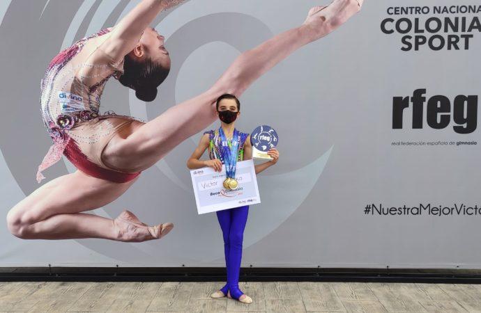Gimnasia Rítmica: los alcalaínos Víctor Laczko y Miguel Fernández, medallas de oro y bronce en el Campeonato de España