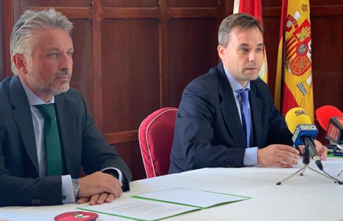 Fútbol / Javier Bravo, nuevo Presidente de la RSD Alcalá: «Queremos hacer historia»