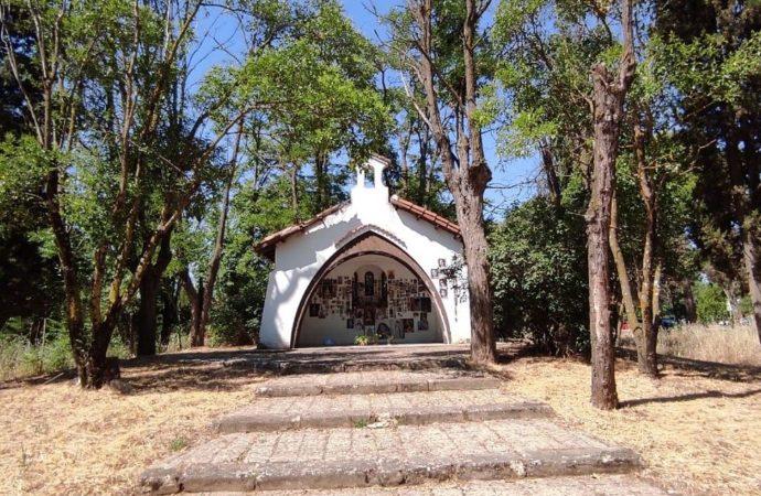 La Capilla Virgen de Loreto de Alcalá será reparada por la Universidad