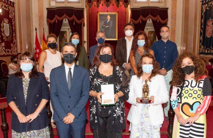 Premio Cervantes Chico 2020 en Alcalá: Care Santos y el resto de premiados reciben los galardones