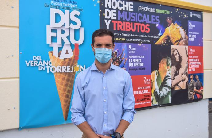 Cine de Verano Familiar gratuito este fin de semana en la Plaza de Toros de Torrejón de Ardoz
