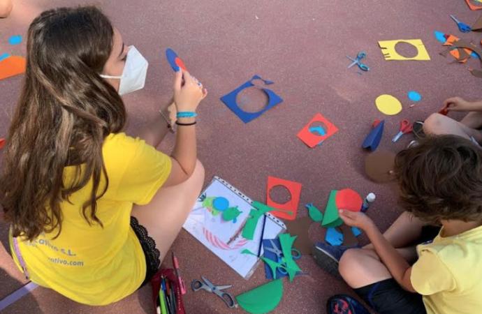 «Coslada Juega», el programa de ocio educativo dirigido a 2.800 niños