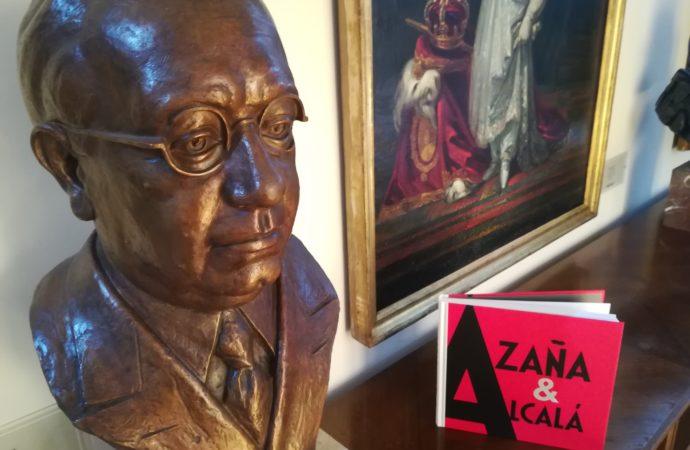 «Azaña y Alcalá», el nuevo libro que recopila los textos que el estadista escribió en la ciudad