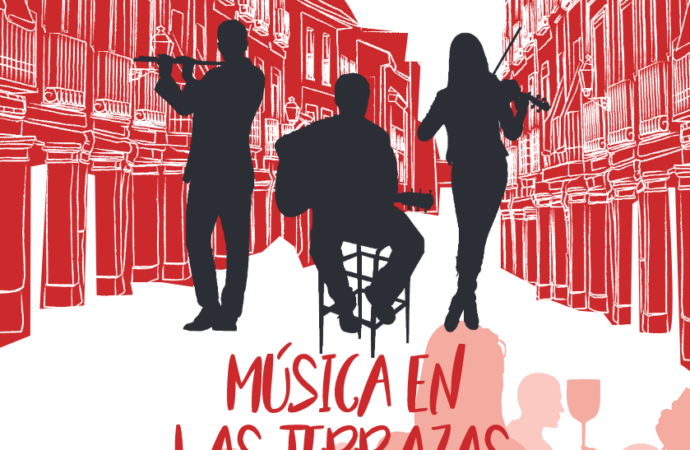 «Música en las terrazas» de Alcalá para los jueves, viernes y domingos de este mes de julio