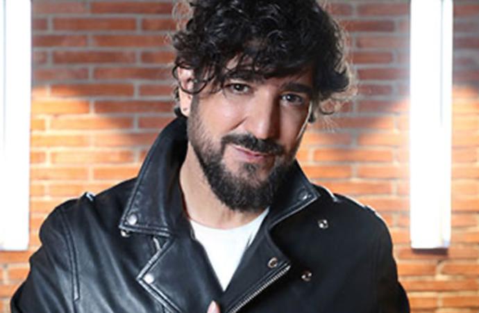 Antonio Orozco, este viernes 9 de julio en concierto en Alcalá de Henares