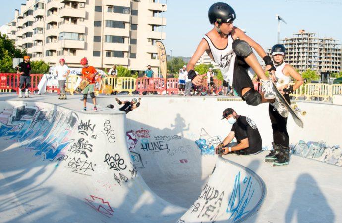 """El Ride Park de La Garena en Alcalá, escenario de """"The Brutal Bowl Party"""""""