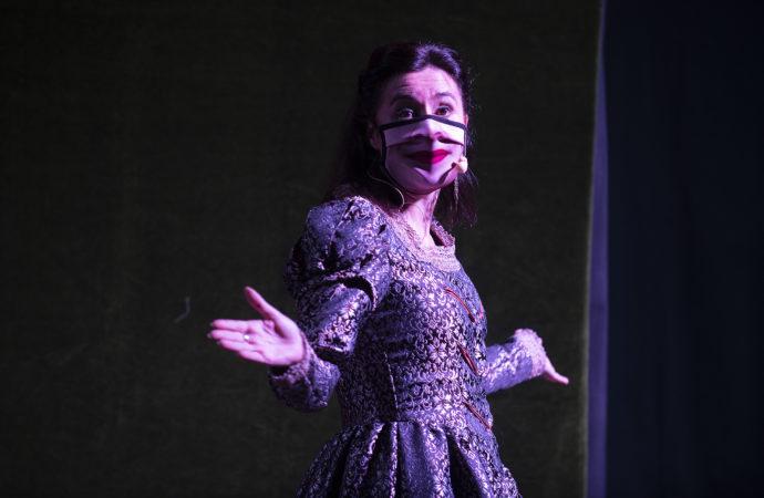 Clásicos en Alcalá: las «Mujeres imaginadas en tiempos de Cervantes», vistas por la compañía alcalaína TIA