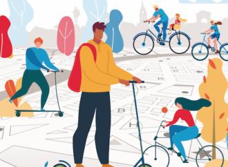 Dónde aparcar los patinetes, zonas de bajas emisiones…consulta pública en Alcalá antes de aprobar la Ordenanza Municipal de Movilidad y Transporte