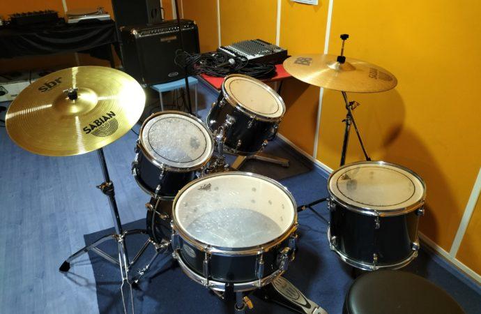 Dos locales municipales para ensayos musicales, disponibles en las dependencias de @nimArteJuventud de San Fernando de Henares