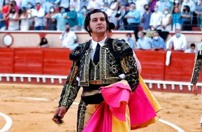 """Morante de la Puebla, este domingo 29 en Alcalá: """"Viví la suspensión del pasado año con cabreo y aquí estoy para apoyar"""""""