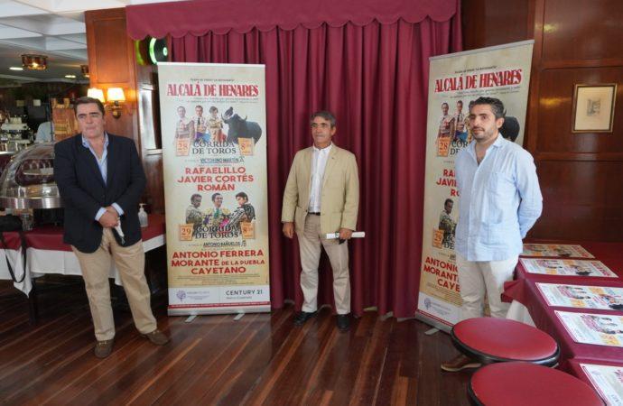 Cayetano Rivera, Ferrera, Morante, Victorino…así será la Feria Taurina de Alcalá del 28 y 29 de agosto