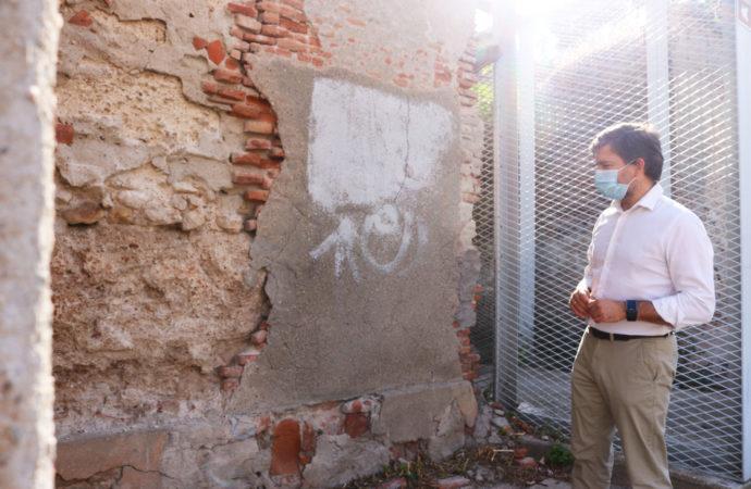 La fachada exterior del Alcázar de Guadalajara será rehabilitada: publicada la licitación para la redacción del proyecto