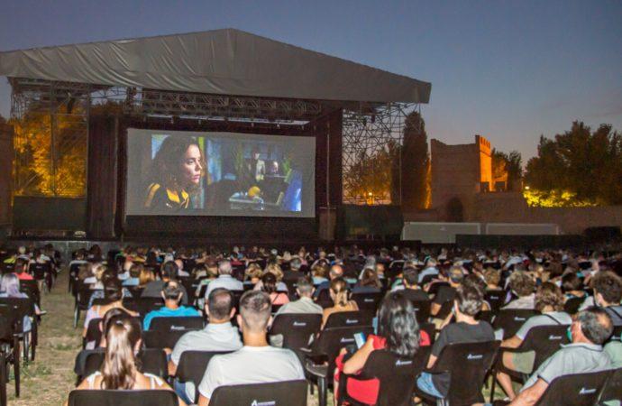 Alcine de verano en Alcalá: más de 10.000 espectadores han disfrutado de las sesiones en julio