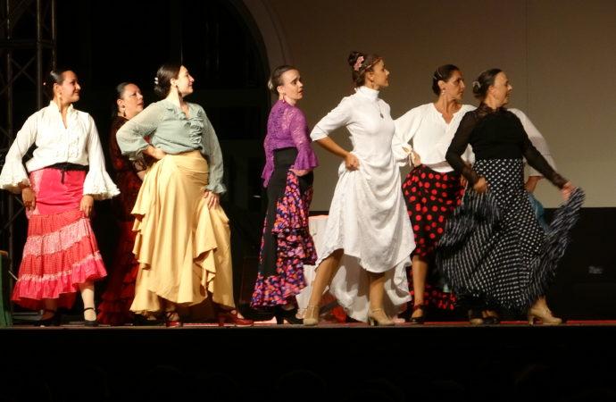 Así fueron las «Bodas de Sangre» de Lorca, puestas en escena por la Academia de Baile de «Belén Rodríguez» en las Fiestas de Alcalá de Henares