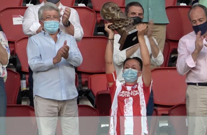 Atlético de Madrid 2 – AS Roma 0: las rojiblancas se llevan el I Trofeo Ciudad de Alcalá de Fútbol Femenino