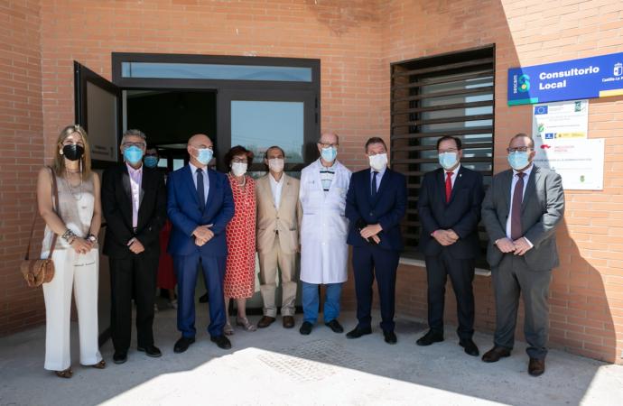 El Consultorio Local de El Pozo de Guadalajara cuenta con nuevas instalaciones