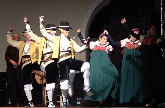 El Ballet Folclórico de Madrid homenajeó a Goya en «Las Noches del Patio» de las Fiestas de Alcalá