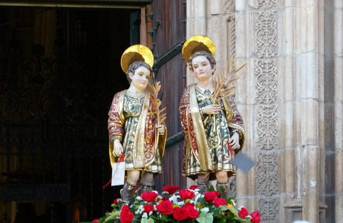 Así ha sido la Festividad de los Santos Niños en Alcalá de Henares