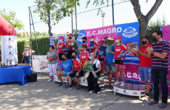 I Torneo de Ciclismo «Rodríguez Magro» para recordar al gran campeón alcalaíno