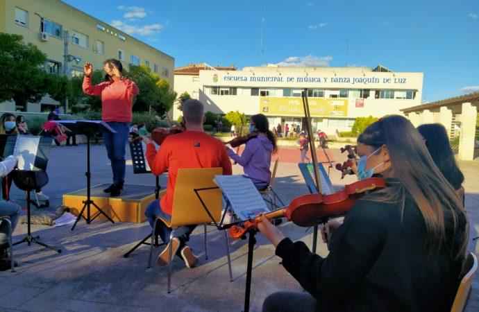 Plazas disponibles en la Escuela Municipal de Música y Danza «Joaquín de Luz» de San Fernando de Henares