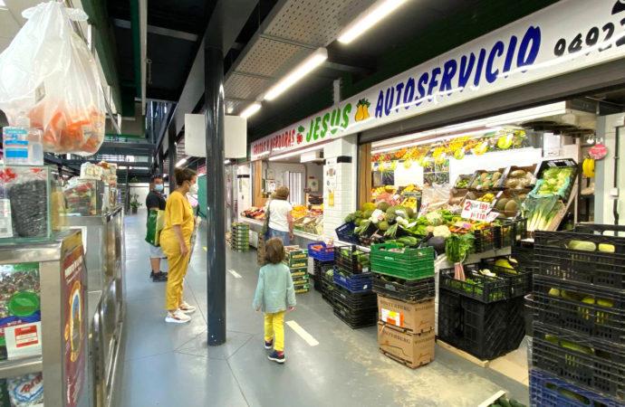 Abierto el plazo para acceder a uno de los puestos vacantes en el Mercado de Abastos de Guadalajara