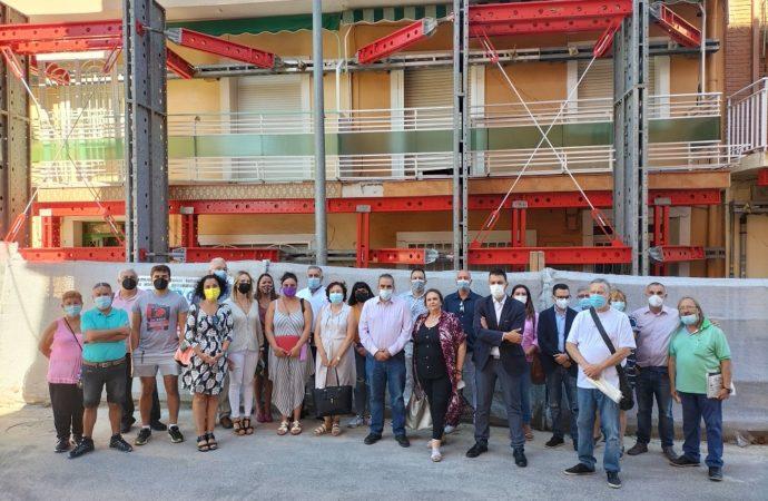 Metro Línea 7B: una concentración y un manifiesto para exigir soluciones para las viviendas afectadas en San Fernando