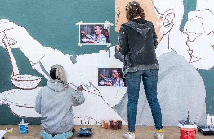 Más de 15 artistas y colectivos de Arte Urbano participan este fin de semana en un gran evento en Alcalá
