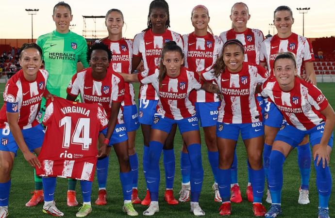 El Atleti Femenino sigue imparable: victoria 3-2 ante el Alavés en el Wanda de Alcalá de Henares
