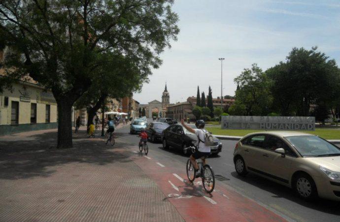 Las 13 medidas que mejorarían la movilidad en Alcalá por parte de GN Medioambiente: carriles bici, más peatonalización….