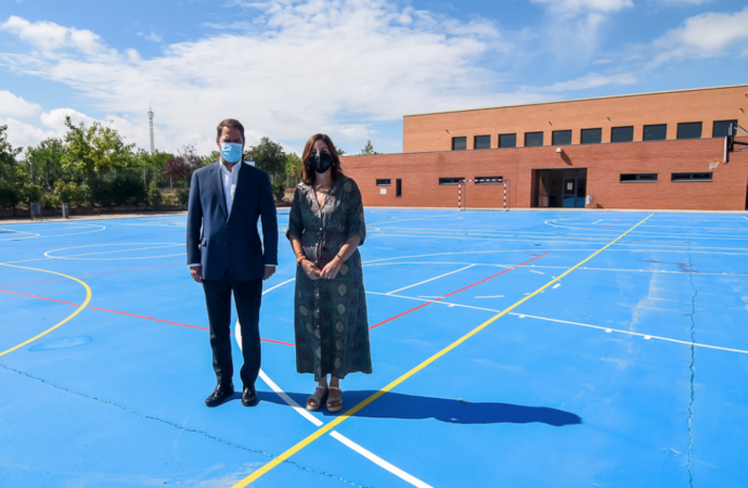 """Finalizadas las mejoras realizadas en Torrejón con el programa """"El Ayuntamiento Mejora los Colegios Públicos"""""""
