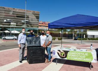 Torrejón invita a sus vecinos a convertir sus residuos orgánicos en abono para hacer una ciudad más sostenible y ecológica