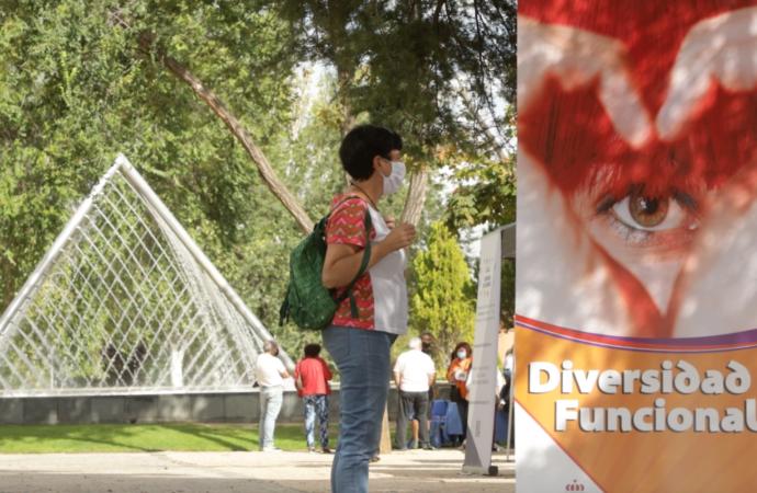 Así han sido las «XXVI Jornadas de Diversidad Funcional» en San Fernando de Henares