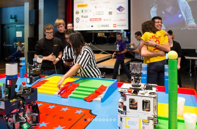 La Universidad de Alcalá acogerá una competición virtual de robots