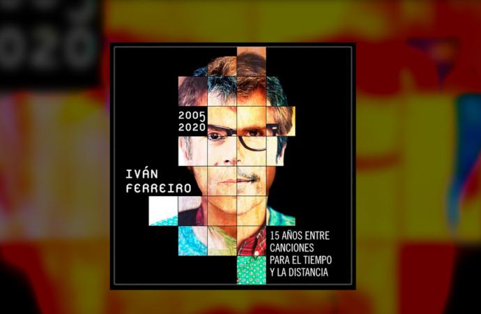 Iván Ferreiro llega en concierto este sábado 11 de septiembre a Alcalá de Henares