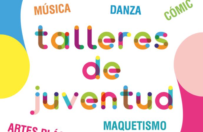 Nueva temporada de los Talleres de Juventud en Alcalá: danza, fotografía, música, cómic…