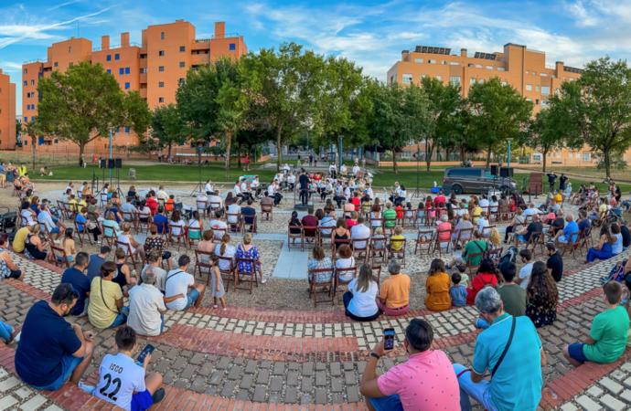 «Música en los barrios»: este sábado 10 y domingo 11 en Torrejón de Ardoz