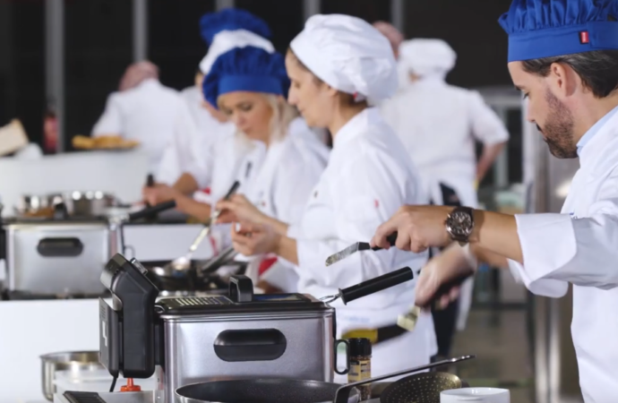 El Parador de Alcalá de Henares acogerá el 23 de septiembre el V Torneo de Cocina ORPEA Ibérica con el Bonito del Norte como protagonista