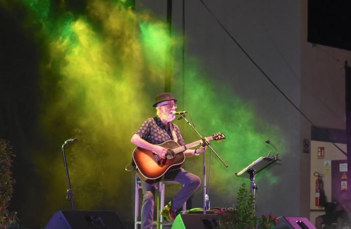 Pancho Varona, gratis en el «Teatro Buero Vallejo» de Guadalajara el próximo 9 de septiembre