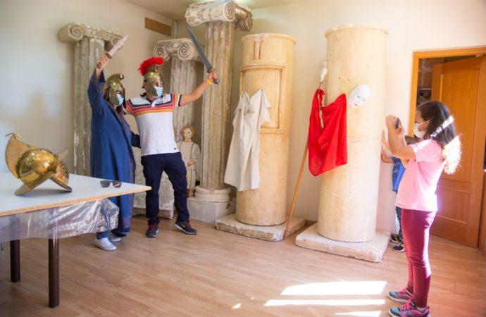 «Viaje a Complutum»: talleres para sentirse como un romano en Alcalá