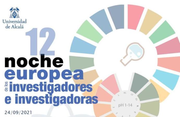 La Universidad de Alcalá, protagonista en la «Noche Europea de los Investigadores e Investigadoras»