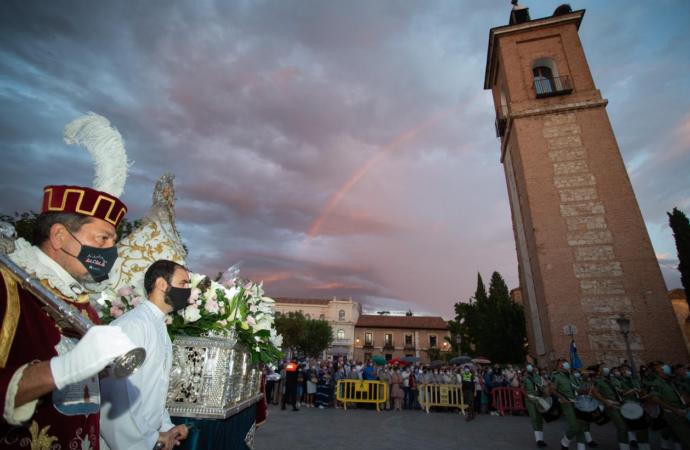 Fiestas del Val en Alcalá: procesión de la patrona, propuestas culturales, deportivas…así ha sido su festividad