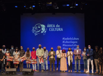 Éstos han sido los ganadores del Certamen de Teatro Aficionado «El Moscardón» de San Fernando de Henares