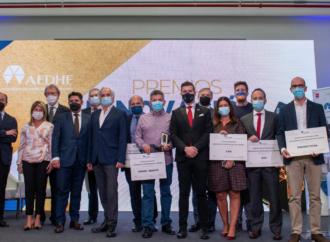 AEDHE entrega los Premios a la Innovación 2021 en el contexto de la Mobile Week de Alcalá: éstos son los ganadores