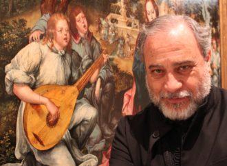 """Música: las """"Cántigas de Alfonso X El Sabio» llegan a Alcalá de Henares de la mano de Eduardo Paniagua"""